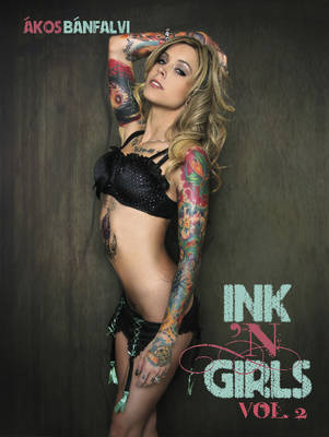 Ink aN Girls 2 (Hardback)