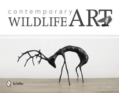 Contemporary Wildlife Art (Hardback)