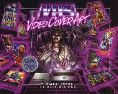 VHS Video Cover Art: 1980s to Early 1990s (Hardback)