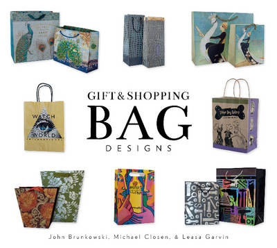 Gift and Shopping Bag Designs (Hardback)