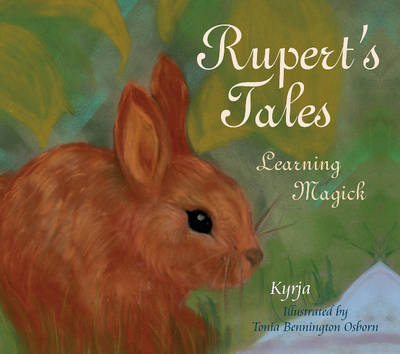 Rupert's Tales: Learning Magick (Hardback)