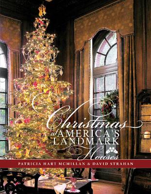 Christmas at America's Landmark Houses (Hardback)