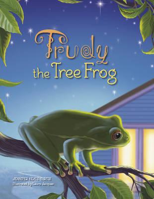 Trudy the Tree Frog (Hardback)