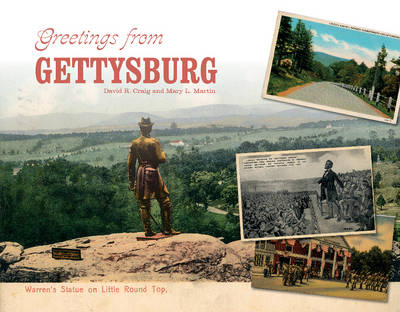 Greetings from Gettysburg (Hardback)