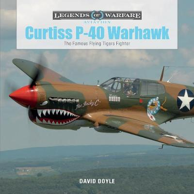 Curtiss P-40 Warhawk: The Famous Flying Tigers Fighter (Hardback)
