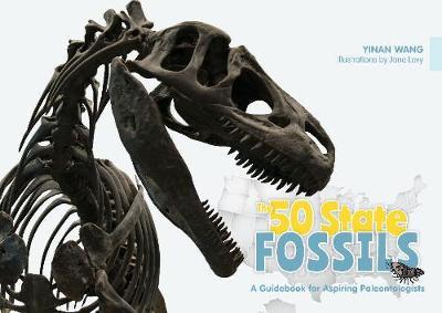 The 50 State Fossils (Hardback)