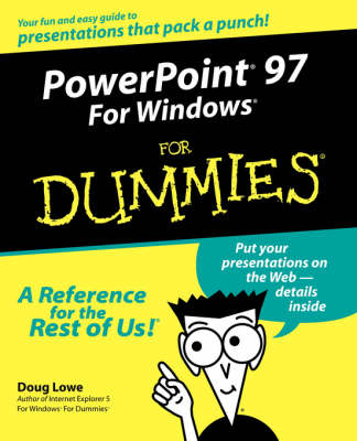 PowerPoint 97 for Windows For Dummies (Paperback)