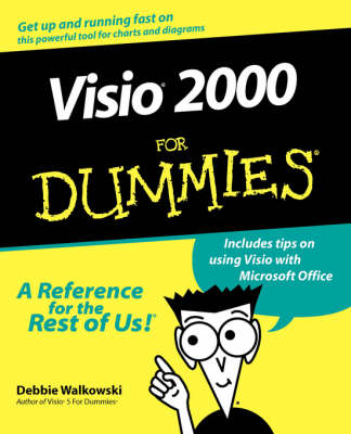 Visio 2000 for Dummies (Paperback)