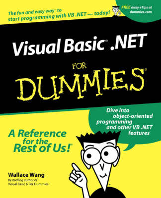 VisualBasic .NET For Dummies (Paperback)