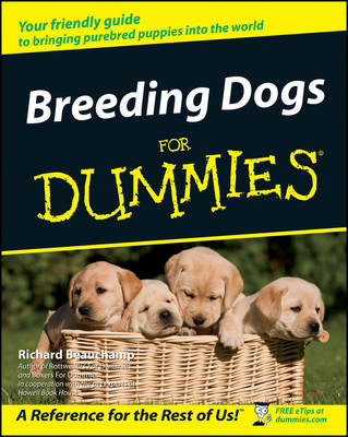 Breeding Dogs For Dummies (Paperback)