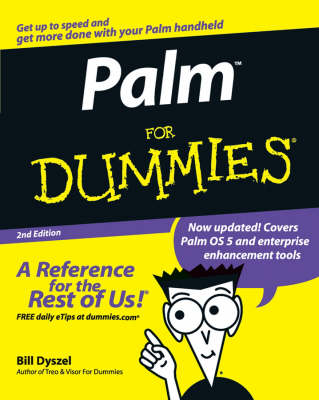 Palm for Dummies (Paperback)
