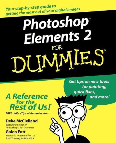 Photoshop Elements 2 For Dummies (Paperback)