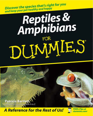 Reptiles and Amphibians For Dummies (Paperback)