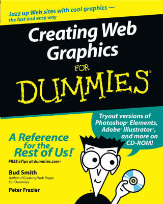 Creating Web Graphics For Dummies (Paperback)