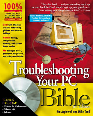 Troubleshooting Your PC Bible - Bible (Paperback)