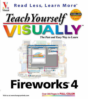 Teach Yourself Visually Fireworks 4 (Paperback)