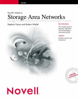 Novell's Guide to Storage Area Networks and Netware Cluster (Paperback)