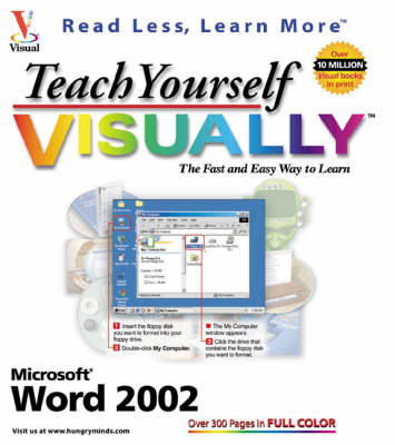 Teach Yourself Visually Word 2002 (Paperback)