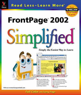 FrontPage 2002 Simplified (Paperback)