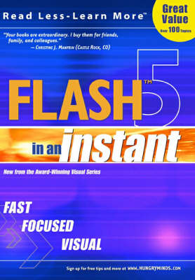Flash 5 in an Instant - In an Instant (Paperback)