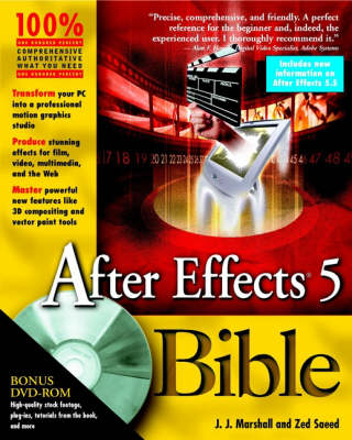 After Effects 5 Bible - Bible