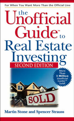 The Unofficial Guide to Real Estate Investing - Unofficial Guides (Paperback)