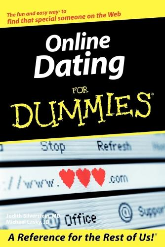 Online Dating For Dummies (Paperback)