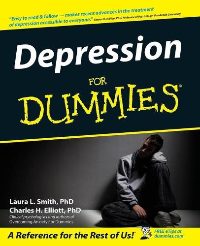 Depression for Dummies (Paperback)
