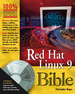 Red Hat Linux X Bible - Bible (Paperback)