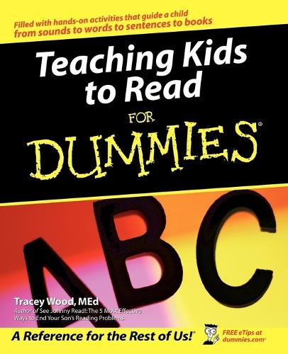 Teaching Kids to Read For Dummies (Paperback)