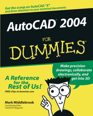 AutoCAD 2004 For Dummies (Paperback)