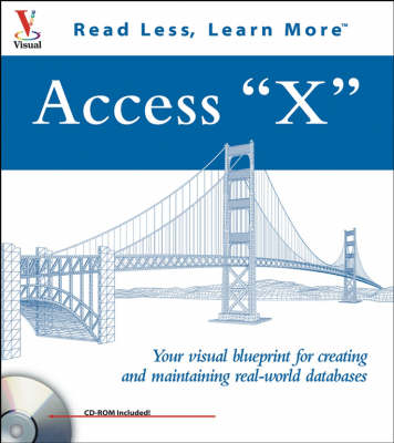 Access 2003 2003: Your Visual Blueprint for Creating and Maintaining Real-world Databases (Paperback)