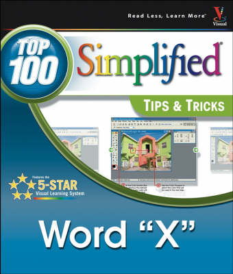 Word 2003: Top 100 Simplified Tips and Tricks (Paperback)