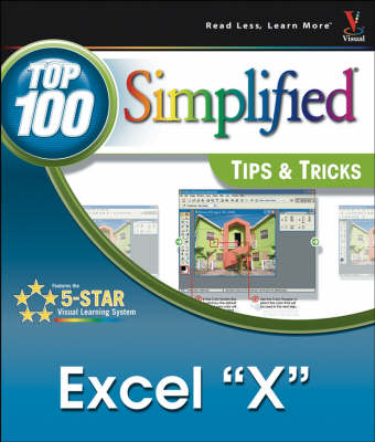 Excel 2003: Top 100 Simplified Tips and Tricks (Paperback)