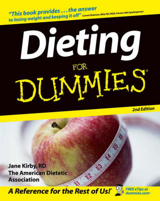 Dieting For Dummies (Paperback)