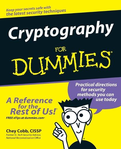 Cryptography For Dummies (Paperback)