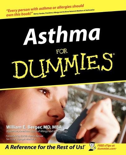 Asthma For Dummies (Paperback)