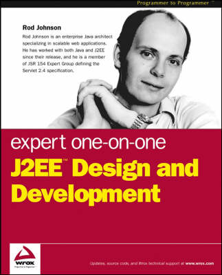 Expert One-on-one J2EE Design and Development (Paperback)