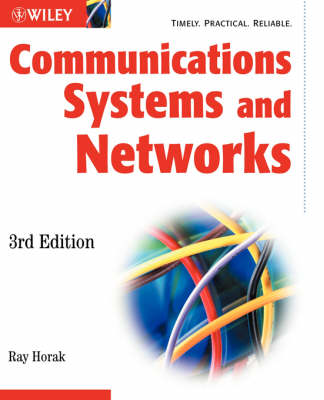 Communications Systems and Networks (Paperback)