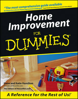 Home Improvement For Dummies (Paperback)