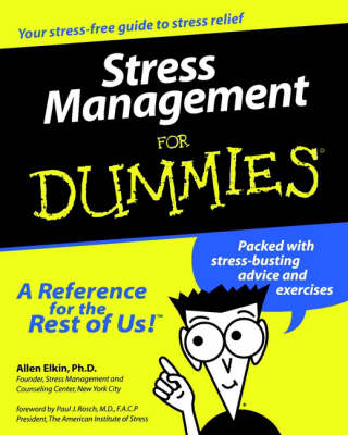 Stress Management for Dummies (Paperback)