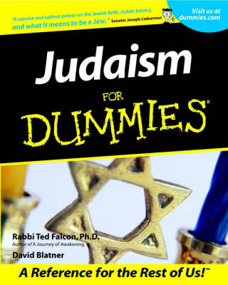 Judaism For Dummies (Paperback)