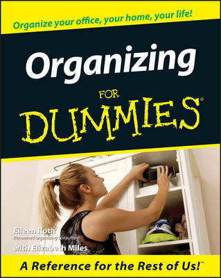 Organizing For Dummies (Paperback)