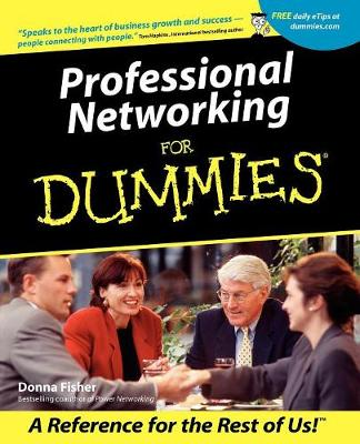 Professional Networking For Dummies (Paperback)