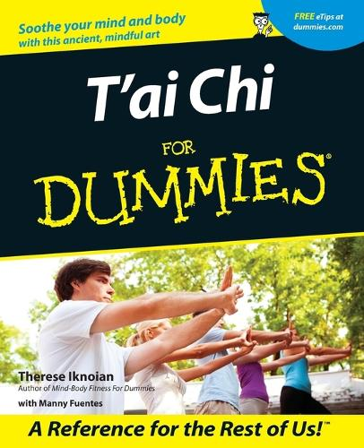T'ai Chi For Dummies (Paperback)