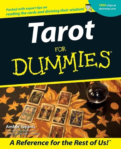 Tarot For Dummies (Paperback)