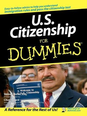 U.S. Citizenship For Dummies (Paperback)