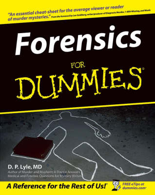 Forensics for Dummies (Paperback)