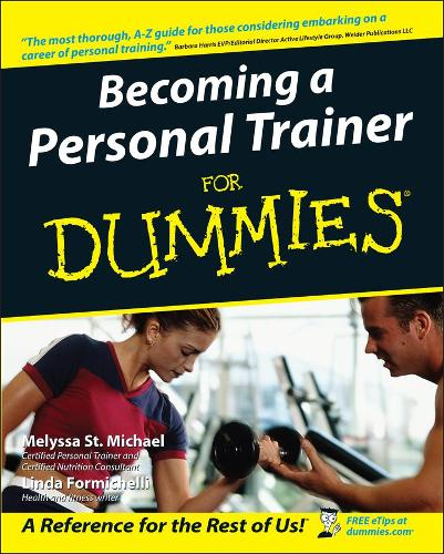 Becoming a Personal Trainer For Dummies (Paperback)