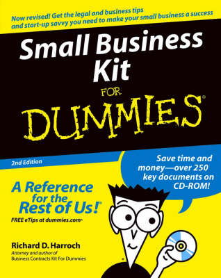 Small Business Kit For Dummies (Paperback)
